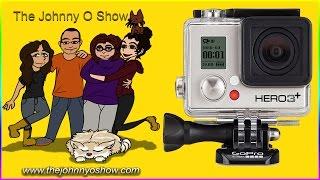 Ep. #1 GoPro 3+ Black iMovie Stabilization and Spot Meter Test
