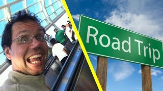 Ep. #108 Road Trip with Mom and Dad. Mexico without a Passport? - Part 2