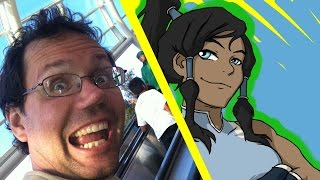 Ep. #158 Brittain Draws Avatar Korra
