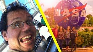 Ep. #201 Road Trip to Florida: Part 4 - NASA