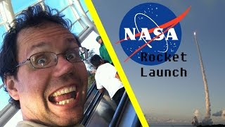 Ep. #203 Road Trip to Florida: Part 6 - Rocket Launch