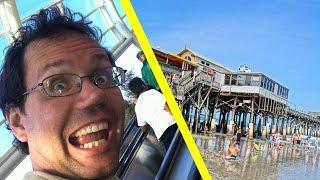 Ep. #204 Road Trip to Florida: Part 7 - Cocoa Beach Pier