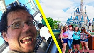 Ep. #205 Road Trip to Florida: Part 8 - Disney World
