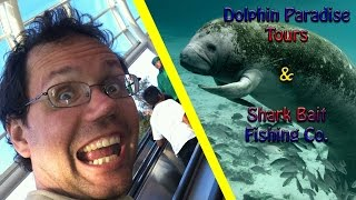 Ep. #206 Road Trip to Florida: Part 9 - Fishing & Manatees