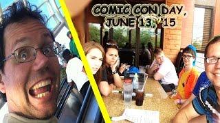 Ep. #215 Wizard World Comic Con - Des Moines, IA