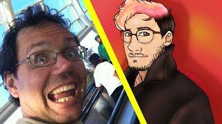 Ep. #247 Brittain Draws Markiplier