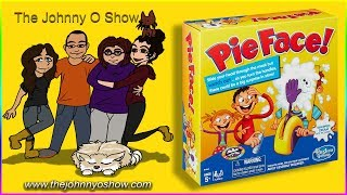 Ep. #379 Crazy Family Game Night: PIE FACE