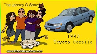 Ep. #430 1993 Toyota COROLLA: V-Belt Replacement