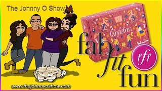 Ep. #516 FAB•FIT•FUN | Fall 2018 Unboxing & Review