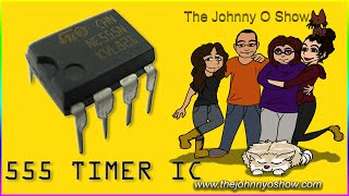 Ep. #555 The 555 Timer IC Experiment: Lighting an LED for 15 minutes