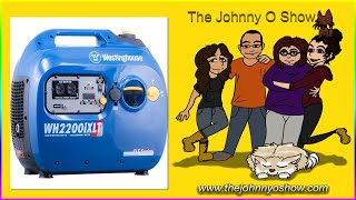 Ep. #575 Westinghouse Generator WH2200iXLT: Unboxing/Review for Use w/ Camper A/C