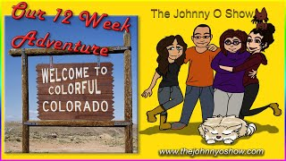 Ep. #603 Our 12 Week Adventure   Day 10: Exploring Manitou Springs, CO