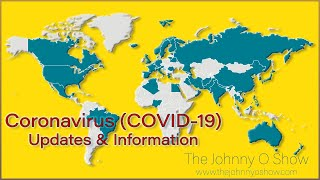 Ep. #660 Confirmed Coronavirus Cases Timeline | 1/22 - 3/22
