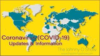 Ep. #664 Confirmed Coronavirus Cases Timeline | 1/22 - 3/26