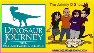 Ep. #741 Museums of Western Colorado's Dinosaur Journey
