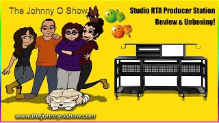 Ep. #752 Studio RTA Producer Station Desk Review