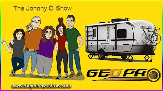 Ep. #766 Geo Pro 19FBS - Drawer Catch and Sofa Fix