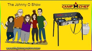 Ep. #770 Trying Out The Camp Chef Explorer Grill