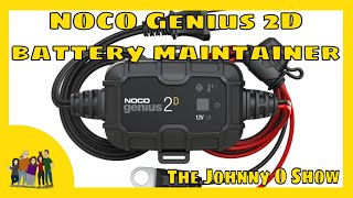 Ep. #776 NOCO Genius 2D Battery Charger + Maintainer