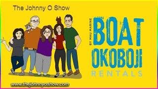 Ep. #783 Summer Lake Day vLog - Boat Okoboji Rentals