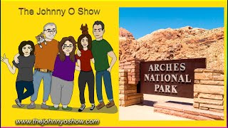 Ep. #794 Arches National Park - Scenic Drive - Trip to Palisade Colorado: Day 4